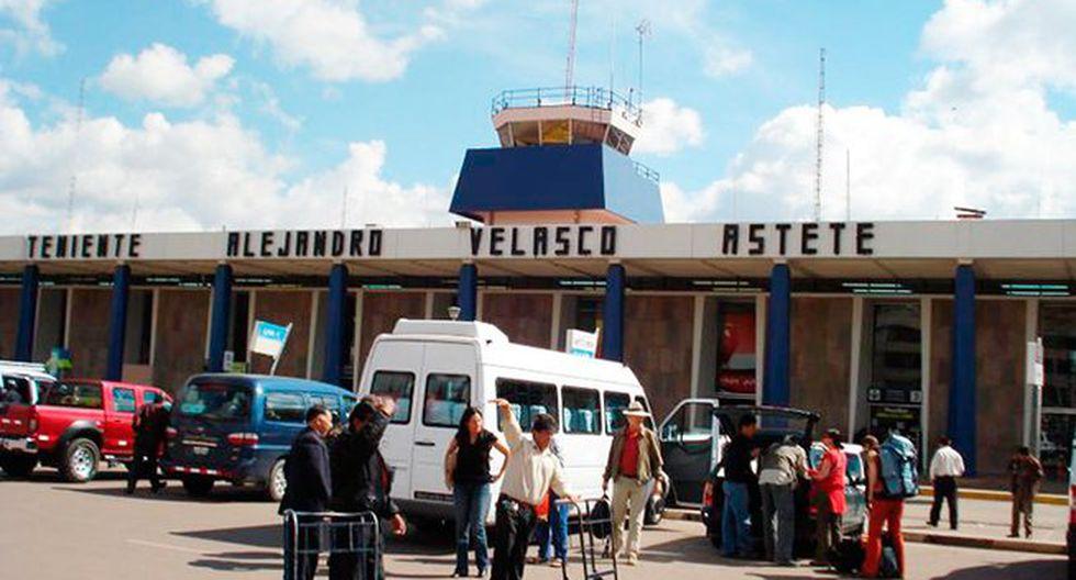 Aeropuerto Teniente Velasco Astete Cusco